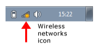 Find wireless networks